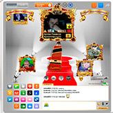 Скриншот из игры Видеочат Бутылочка